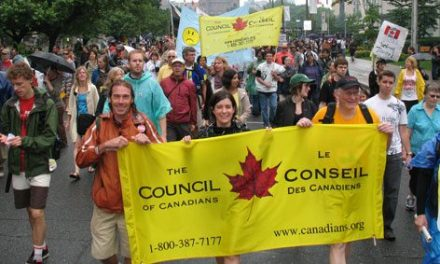 Activities during the 6th round of NAFTA negotiations in Montreal